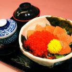 いくらサーモン丼1,700円