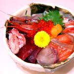 海鮮丼 1,500円