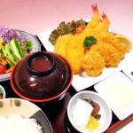 ミックスフライ定食 1,300円