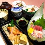 銀鱈西京焼き膳 1,700円