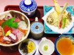 天ぷら海鮮丼